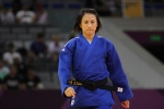 Ebru Sahin (TUR) - European Games Baku (2015, AZE) - © Emir Incegul, Turkish Judo Federation