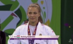 Hedvig Karakas (HUN) - European Games Baku (2015, AZE) - © TV footage