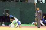 Sagi Muki (ISR) - European Games Baku (2015, AZE) - © Emir Incegul, Turkish Judo Federation