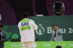 Ilias Iliadis (GRE) - European Games Baku (2015, AZE) - © Emir Incegul, Turkish Judo Federation