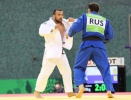 Kirill Denisov (RUS), Ilias Iliadis (GRE) - European Games Baku (2015, AZE) - © Emir Incegul, Turkish Judo Federation