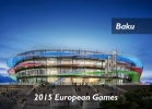 European Games Baku (2015, AZE) - © From internet, no source