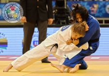 Paula Pareto (ARG) - Grand Prix Budapest (2015, HUN) - © IJF Media Team, IJF
