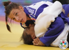 Anett Meszaros (HUN) - Grand Prix Budapest (2015, HUN) - © IJF Media Team, International Judo Federation