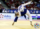 Tatiana Kazeniuk (RUS) - Grand Prix Budapest (2015, HUN) - © IJF Media Team, International Judo Federation