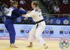 Mia Hermansson (SWE), Marta Labazina (RUS) - Grand Prix Budapest (2015, HUN) - © IJF Media Team, International Judo Federation