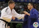 Zlatko Kumric (CRO), Adlan Bisultanov (RUS) - Grand Prix Budapest (2015, HUN) - © IJF Media Team, International Judo Federation