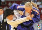 Mami Umeki (JPN), Luise Malzahn (GER) - Grand Prix Budapest (2015, HUN) - © IJF Media Team, International Judo Federation