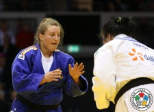 Carolin Weiss (GER) - Grand Prix Düsseldorf (2015, GER) - © IJF Media Team, International Judo Federation