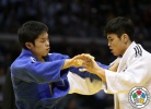 Toru Shishime (JPN), Won Jin Kim (KOR) - Grand Prix Düsseldorf (2015, GER) - © IJF Media Team, International Judo Federation