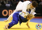 Ruika Sato (JPN), Kayla Harrison (USA) - Grand Prix Düsseldorf (2015, GER) - © IJF Media Team, International Judo Federation