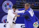 Frank De Wit (NED), Sergiu Toma (UAE) - Grand Prix Qingdao (2015, CHN) - © IJF Media Team, International Judo Federation