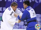 Maxim Rakov (KAZ), Tuvshinbayar Naidan (MGL) - Grand Prix Qingdao (2015, CHN) - © IJF Media Team, International Judo Federation