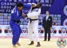 Teddy Riner (FRA), SungMin Kim (KOR) - Grand Prix Qingdao (2015, CHN) - © IJF Media Team, IJF