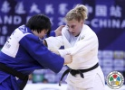 Kayla Harrison (USA), Kyong Sol (PRK) - Grand Prix Qingdao (2015, CHN) - © IJF Media Team, International Judo Federation