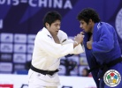 Kenta Nagasawa (JPN), Asley Gonzalez (CUB) - Grand Prix Qingdao (2015, CHN) - © IJF Media Team, International Judo Federation
