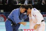 Amartuvshin Dashdavaa (MGL), Francisco Garrigós (ESP) - Grand Prix Samsun (2015, TUR) - © Emir Incegul, Turkish Judo Federation