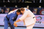 Saeid Mollaei (IRI), Joachim Bottieau (BEL) - Grand Prix Samsun (2015, TUR) - © Emir Incegul, Turkish Judo Federation