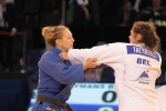 Sally Conway (GBR), Roxane Taeymans (BEL) - Grand Prix Samsun (2015, TUR) - © Emir Incegul, Turkish Judo Federation