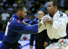 Adrian Gomboc (SLO), Dzmitry Shershan (BLR) - Grand Prix Tashkent (2015, UZB) - © IJF Gabriela Sabau, International Judo Federation
