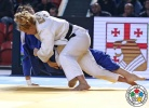 Kayla Harrison (USA) - Grand Prix Tbilisi (2015, GEO) - © IJF Media Team, International Judo Federation