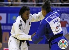 Antónia Moreira (ANG), Fanny Estelle Posvite (FRA) - Grand Prix Ulaanbaatar (2015, MGL) - © IJF Media Team, International Judo Federation