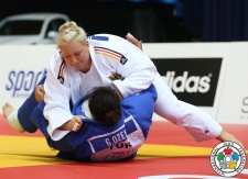 Jasmin Kuelbs-Grabowski (GER) - Grand Prix Zagreb (2015, CRO) - © IJF Media Team, International Judo Federation