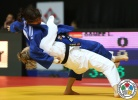 Laura Gómez (ESP), Agata Perenc (POL) - Grand Prix Zagreb (2015, CRO) - © IJF Media Team, International Judo Federation