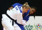 Martyna Trajdos (GER), Edwige Gwend (ITA) - Grand Prix Zagreb (2015, CRO) - © IJF Media Team, International Judo Federation