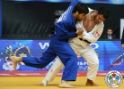 Zebeda Rekhviashvili (GEO), Murat Khabachirov (RUS) - Grand Prix Zagreb (2015, CRO) - © IJF Media Team, International Judo Federation