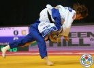 Martyna Trajdos (GER), Hilde Drexler (AUT) - Grand Prix Zagreb (2015, CRO) - © IJF Media Team, International Judo Federation