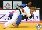 Ana Laura Portuondo Isasi (CAN), Daria Pogorzelec (POL) - Grand Prix Zagreb (2015, CRO) - © IJF Media Team, International Judo Federation