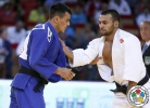 Georgii Zantaraia (UKR), Kamal Khan-Magomedov (RUS) - Grand Slam Abu Dhabi (2015, UAE) - © IJF Media Team, International Judo Federation