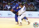 Kamal Khan-Magomedov (RUS), Georgii Zantaraia (UKR) - Grand Slam Abu Dhabi (2015, UAE) - © IJF Media Team, International Judo Federation