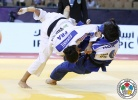 Annabelle Euranie (FRA) - Grand Slam Abu Dhabi (2015, UAE) - © IJF Media Team, IJF