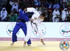 Chizuru Arai (JPN), Barbara Matić (CRO) - Grand Slam Abu Dhabi (2015, UAE) - © IJF Media Team, IJF