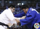 Iakiv Khammo (UKR), SungMin Kim (KOR) - Grand Slam Abu Dhabi (2015, UAE) - © IJF Media Team, International Judo Federation