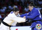 Mayra Aguiar (BRA), Marhinde Verkerk (NED) - Grand Slam Abu Dhabi (2015, UAE) - © IJF Media Team, International Judo Federation