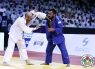 Marcus Nyman (SWE), Ilias Iliadis (GRE) - Grand Slam Abu Dhabi (2015, UAE) - © IJF Media Team, International Judo Federation