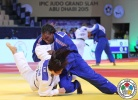 Emilie Andeol (FRA) - Grand Slam Abu Dhabi (2015, UAE) - © IJF Media Team, IJF
