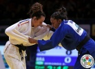 Andreea Chitu (ROU), Erika Miranda (BRA) - Grand Slam Baku (2015, AZE) - © IJF Media Team, International Judo Federation