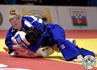 Corina Stefan (ROU) - Grand Slam Baku (2015, AZE) - © IJF Media Team, International Judo Federation