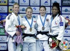 Sally Conway (GBR), Kim Polling (NED), Marie Eve Gahié (FRA) - Grand Slam Baku (2015, AZE) - © IJF Media Team, IJF