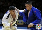Elmar Gasimov (AZE), Adlan Bisultanov (RUS) - Grand Slam Baku (2015, AZE) - © IJF Media Team, International Judo Federation