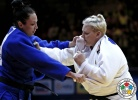 Jasmin Kuelbs (GER), Ksenia Chibisova (RUS) - Grand Slam Baku (2015, AZE) - © IJF Media Team, International Judo Federation