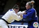 Marhinde Verkerk (NED), Daria Pogorzelec (POL) - Grand Slam Baku (2015, AZE) - © IJF Media Team, International Judo Federation