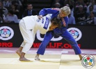 Hedvig Karakas (HUN), Sabrina Filzmoser (AUT) - Grand Slam Paris (2015, FRA) - © IJF Media Team, International Judo Federation