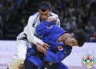 Georgii Zantaraia (UKR), Tomofumi Takajo (JPN) - Grand Slam Paris (2015, FRA) - © IJF Media Team, International Judo Federation