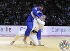 Rafael Buzacarini (BRA), Cyrille Maret (FRA) - Grand Slam Paris (2015, FRA) - © IJF Media Team, International Judo Federation