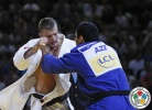 Michael Korrel (NED), Elmar Gasimov (AZE) - Grand Slam Paris (2015, FRA) - © IJF Media Team, IJF